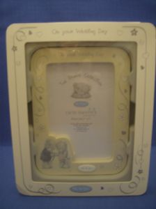 Me To You Tatty Teddy On Your Wedding Day Photo Frame.. ..wedding..